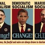 Obama Hitler Stalin